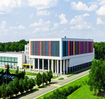 The First Russian Modern Pentathlon Center in Severny District