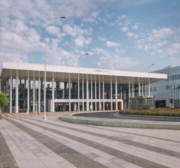 Транспортно-пересадочный узел Нижегородская