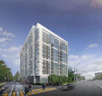 The Project of the Residential Building under the Housing Stock Renovation Program, 5, Peresvetov Lane