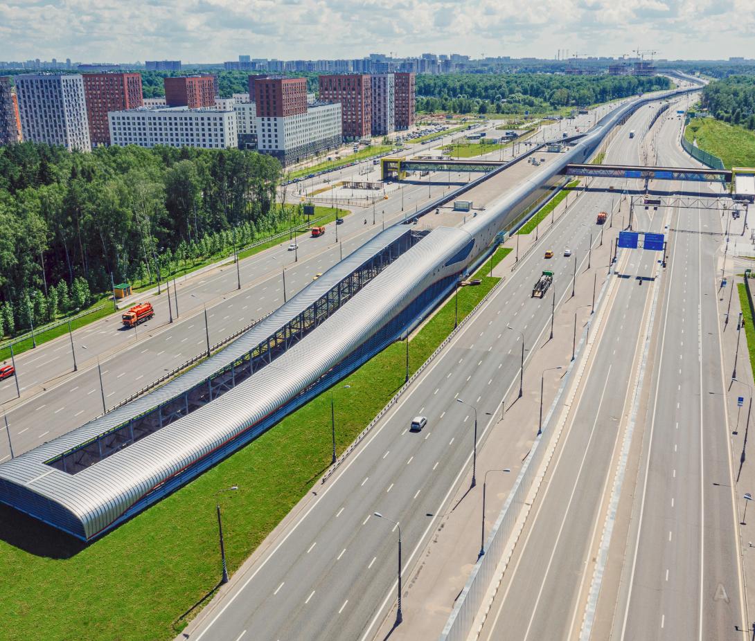 The Sokolnicheskaya Line